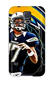Best 2013aniegohargers NFL Sports & Colleges newest Samsung Galaxy S5 cases 3554086K903637255