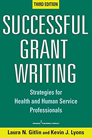 grant writing professionals Or even graduate or professional education to build your knowledge base   focus on one or a few aspects of fundraising, management, or grant writing.