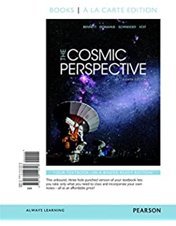 The cosmic perspective stars and galaxies 8th edition bennett cosmic perspective the books a la carte plus mastering astronomy with pearson etext fandeluxe Image collections