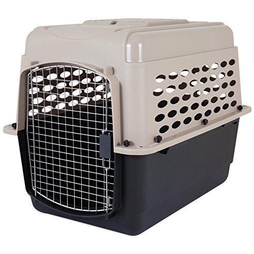Petmate Vari Kennel Heavy-Duty Dog Travel Crate No-Tool Assembly 2 Sizes 2 - Durable Dog Crates