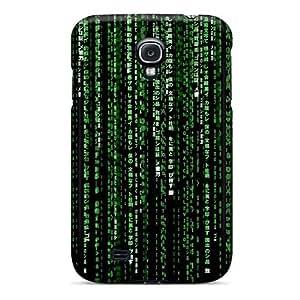 AnnetteL WPeccPB782iDLVD Case Cover Galaxy S4 Protective Case Matrix