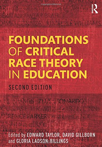 Books : Foundations of Critical Race Theory in Education (Critical Educator)