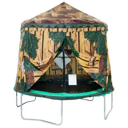 Bazoongi 10 Pod Enclosure Cover Tree House