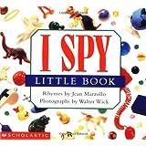 I Spy Little Book