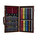 Art 101 106-Piece Sketch Art Set