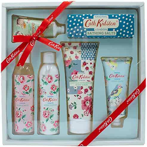 Cath Kidston Assorted Bath and Body Collection, 600 g