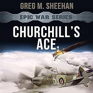 Churchill's Ace Audiobook