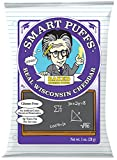 Pirate's Brand Smart Puffs, Wisconsin Cheddar, 1 Ounce (Pack of 24) Review