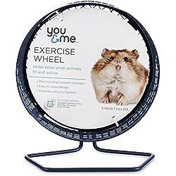 """You&Me Hamster Wheel, 5"""""""