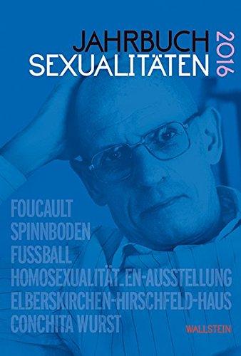 Jahrbuch Sexualitäten 2016