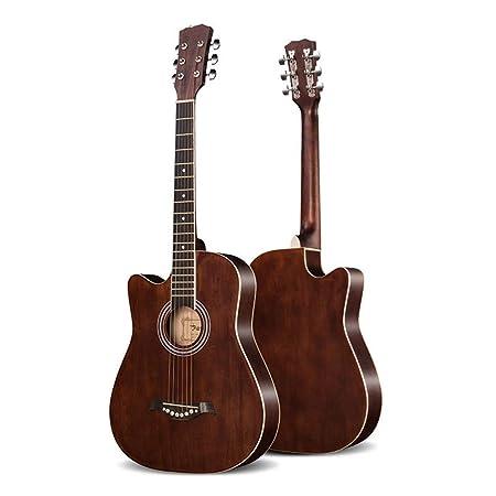 BAIYING-Guitarra Acústica 38 Pulgadas Guitarra Clásica ...