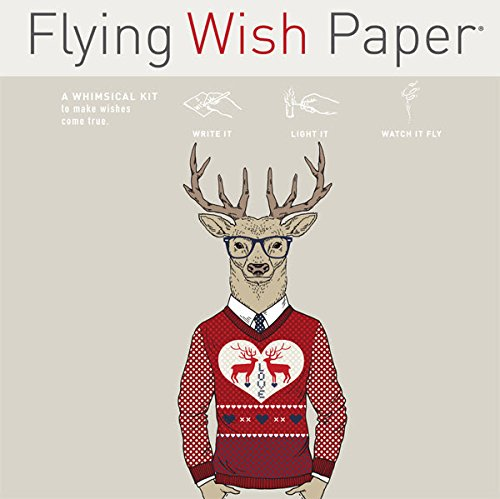 (Flying Wish Paper - There's a New Deer in Town - BUCK EYE CANDY - 5