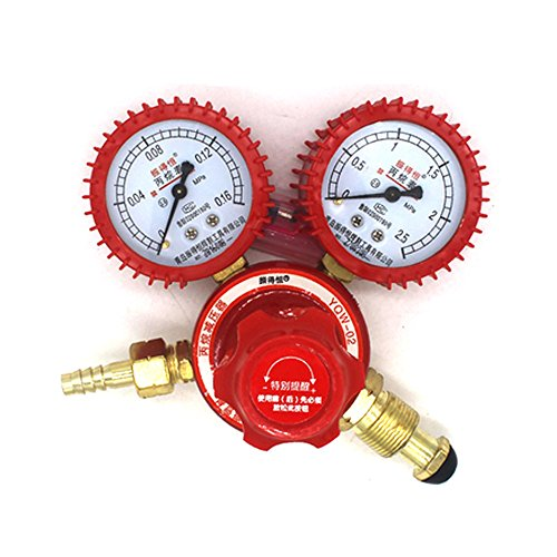 Propane Gas Pressure Reducer Welder Reducing Valve Welding Regulator