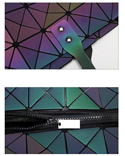 Diamante De Hombro La Bolso Asas Las Unlimited Señoras Bolsas Energy Del Colorful Pu Ew4qnf0x