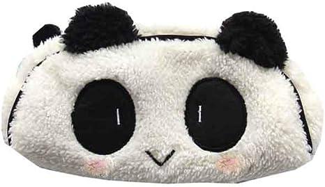 Bolso De La Pluma Blanca De La Panda De Dibujos Animados Bolsa De ...