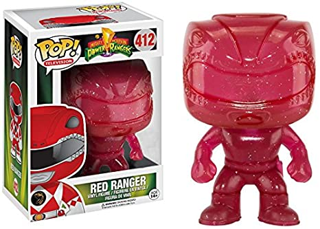 acb20cf5961 Image Unavailable. Image not available for. Color  POP! Power Rangers - RED  Ranger (Morphing Exclusive) ...