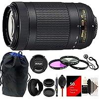 Nikon AF-P DX NIKKOR 70-300mm f/4.5-6.3G ED VR Lens...