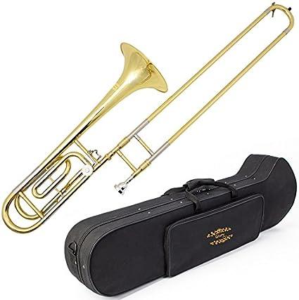 Intermediate TENOR Trombone with Case