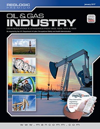 OSHA Oil & Gas Regulations, January 2017