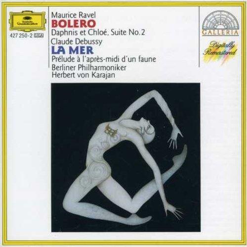Ravel: Bolero/Daphnis Et Chloé/Debussy:La Mer/Prelude a l'apres-Midi D'un Faune (Debussy La Mer Best Recording)