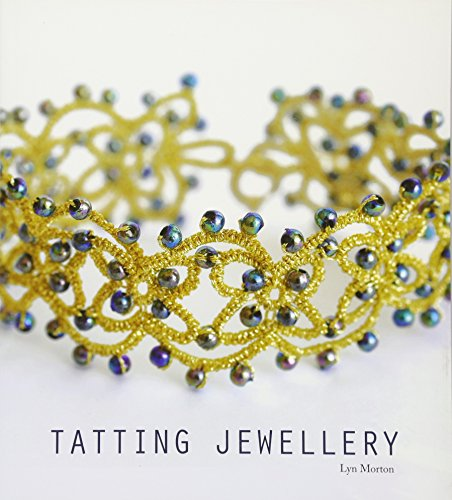 Tatting Jewellery (Craftsman Collection Pendant)