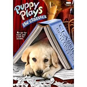 Puppy Plays the Classics