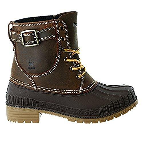 00009cef7f9 high-quality Kamik Women's Evelyn Rain Boots & Toe warmers Bundle ...