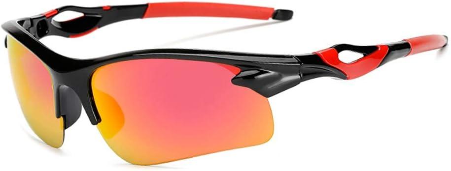 EDSWXT Gafas De Montar Gafas Polarizadas para Ciclismo Gafas para ...