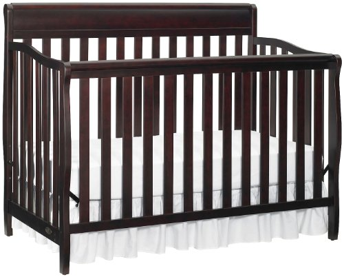 Amazon Graco Stanton Convertible Crib Classic Cherry
