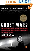 #7: Ghost Wars: The Secret History of the CIA, Afghanistan, and Bin Laden, from the Soviet Invasion to September 10, 2001