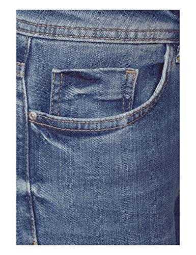 Random authentic Bleach Slim Azul One 11719 Vaqueros Para Mujer Street 0qwZBaYx
