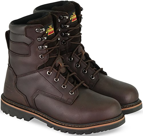 5 Boot M Safety 9 4279 V 804 Series US Toe Thorogood B Brown 8