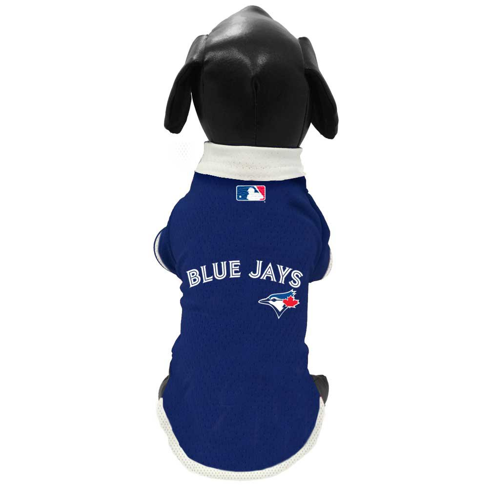 All Star Dogs Official Toronto Blue Jays Mesh Jersey, X-Small Lambert Vet Supply 693347