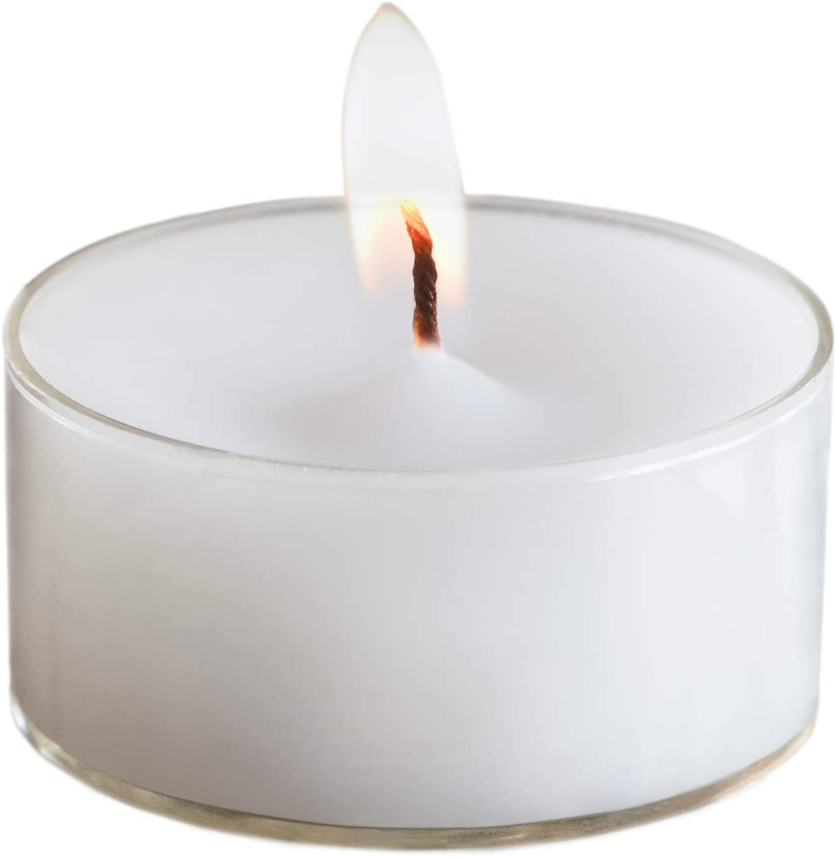 bianche EDZARD Maxilights 16 candele Diametro 58 mm custodia transparente luci giganti