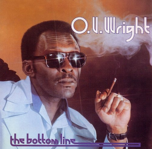 CD : O.V. Wright - Bottom Line (CD)