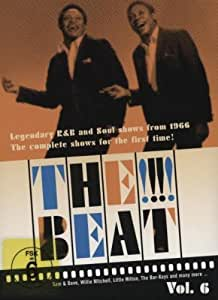 The !!!! Beat: Legendary R&B and Soul Shows From 1966, Vol. 6 (Shows 22-26) by Bear Family
