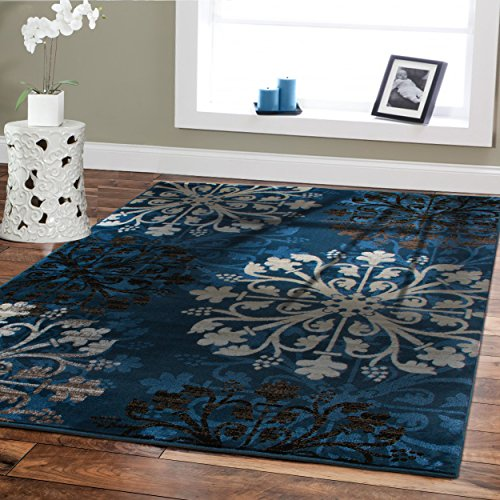 New Long Runners For Hallway Navy Blue 2x8 Runner Blues Blac