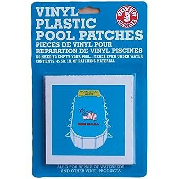 Amazon Com Swimline Tear Vinyl Liner Underwater Repair
