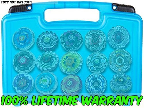 Life Made Better Toy Storage Organizer. Fits Up to 30 Figures. Compatible With Beyblades TM And