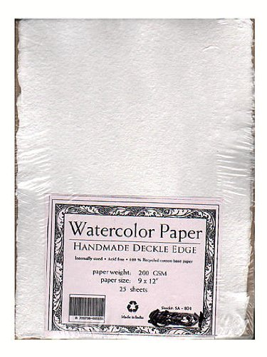 The 10 best deckle edge watercolor paper