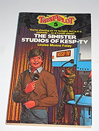 book cover of The Sinister Studios of KESP-TV