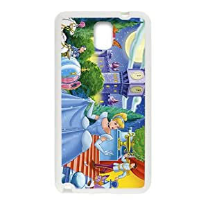 Wish-Store Disney Cinderella Phone case for Samsung galaxy note3
