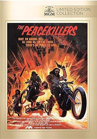 Peacekillers, The (Police Car Dvd)