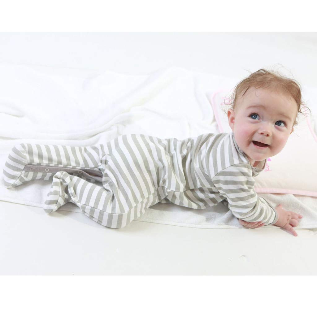 ZEFOTIM Newborn Infant Baby Girls Boys Cartoon Animal Romper Jumpsuit Outfits Playsuit