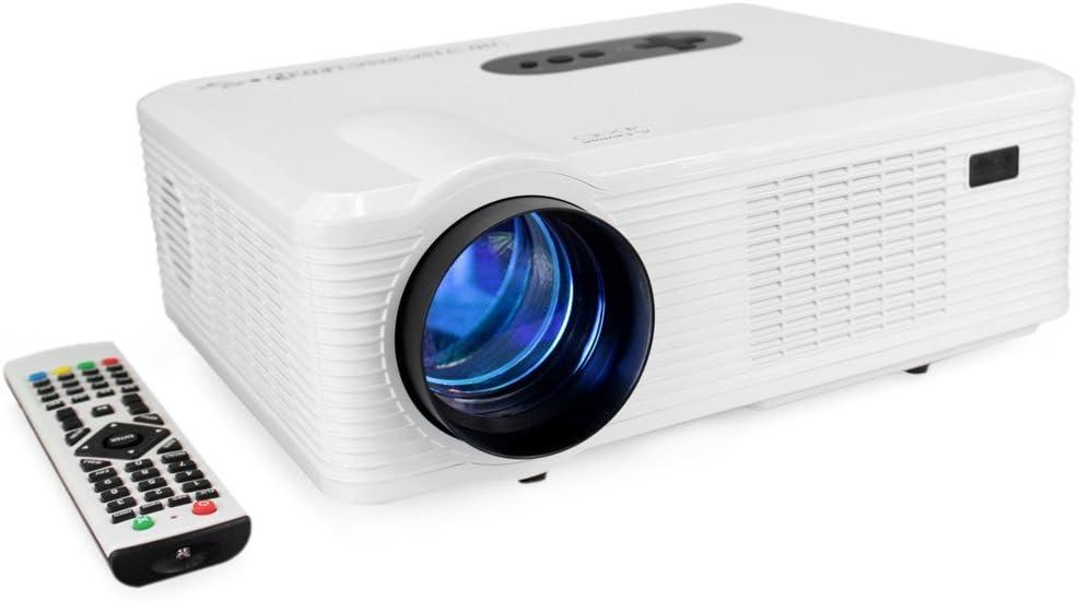 GBlife CL720 LED Proyector 3000 Lúmenes 1280 x 800 Píxeles Digital ...