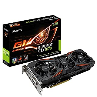 Gigabyte GeForce GTX 1070 G1 Gaming Video/Graphics Cards GV-N1070G1 GAMING-8GD (B01H0WU884)   Amazon price tracker / tracking, Amazon price history charts, Amazon price watches, Amazon price drop alerts