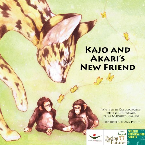 Kajo and Akari's New Friend (The Endangered Species, Empowered Communities Project)