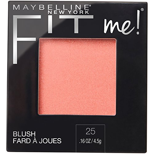 Maybelline New York Fit Me Blush, Pink, 0.16 Ounce