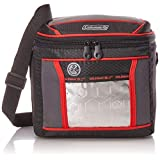 Coleman 24 Hour 9 Can Cooler, Red