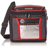 Coleman Soft Cooler Bag, 9 Can Insulated Lunch Cooler with Adjustable Shoulder Straps,Great for Picnics, BBQs,Camping…